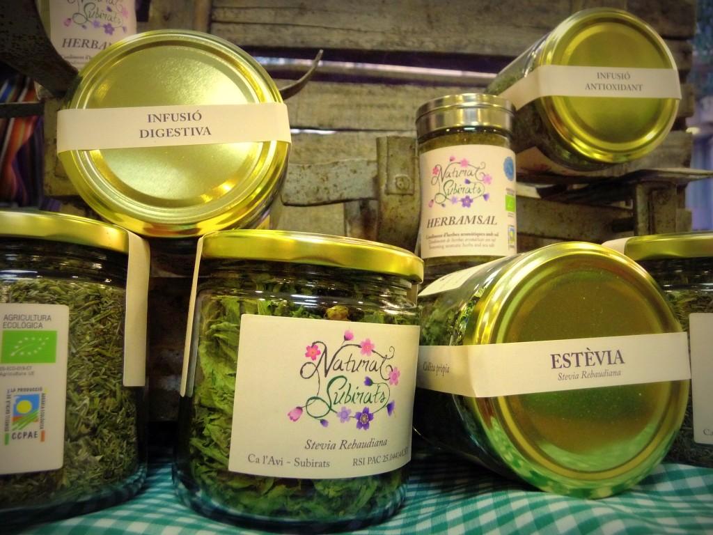 Herbes i condiments ecològics