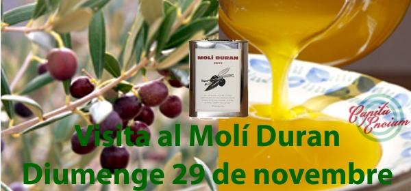 Visita Moli Duran